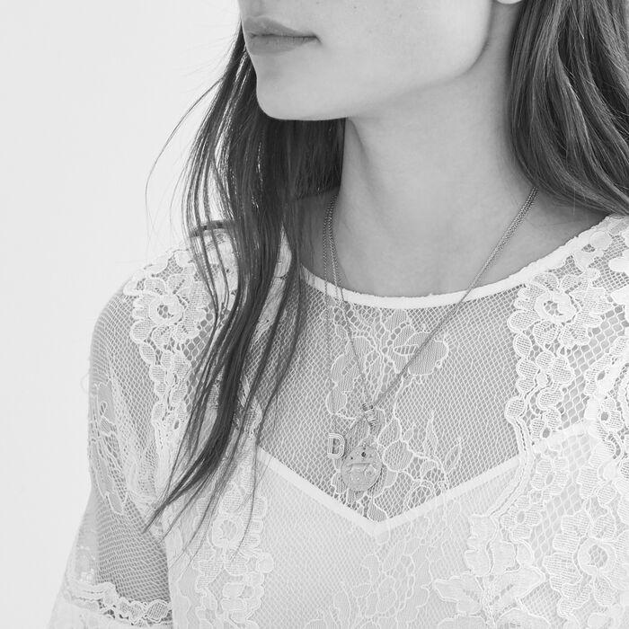 Lace top -  - MAJE