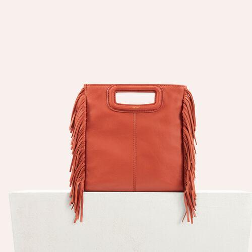 Lambskin M bag - M bag - MAJE