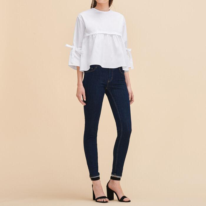 Skinny jeans -  - MAJE