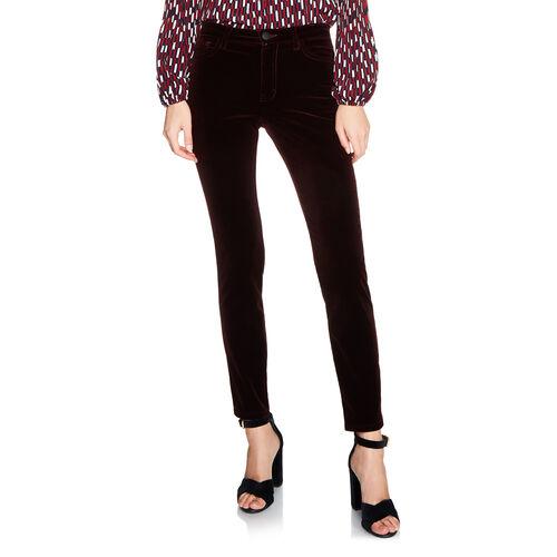 Velvet 5-pocket jeans - Trousers - MAJE