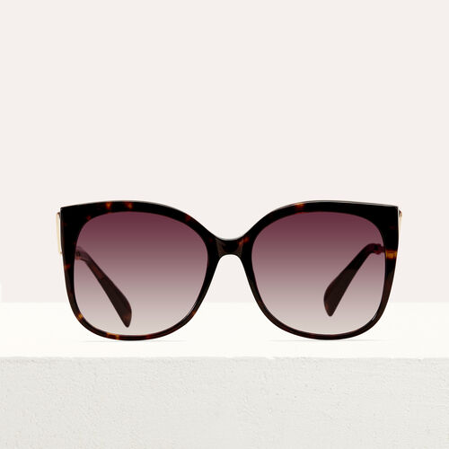 Retro sunglasses - Eyewear - MAJE