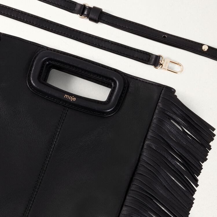 Lambskin M bag : M bags color Black 210