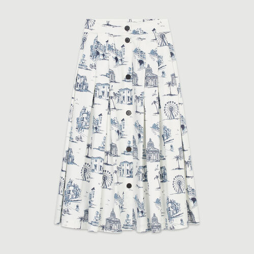 Maje Paris Skirt