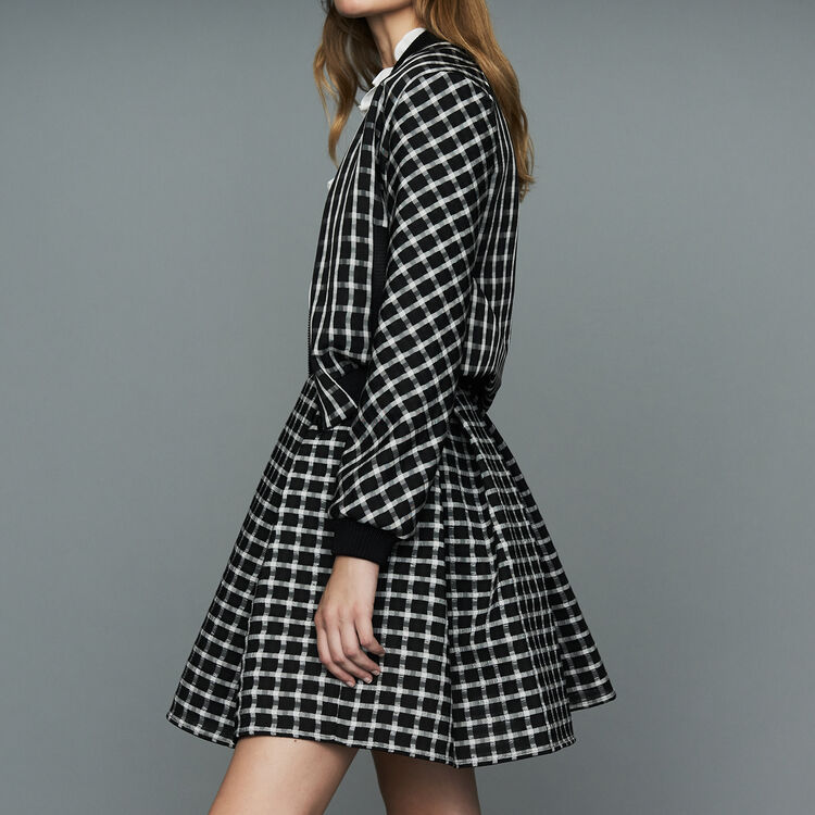 Plaid teddy : New Collection color CARREAUX