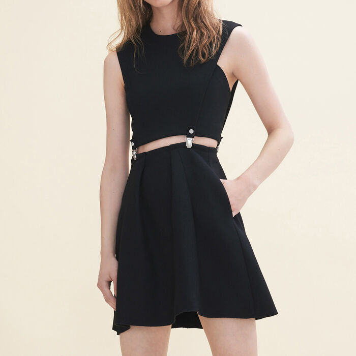 3-in-1 short dress - Dresses - MAJE