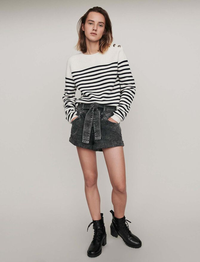 Sailor sweater -  - MAJE