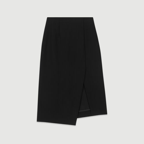 Pencil skirt : Skirts & Shorts color Black 210