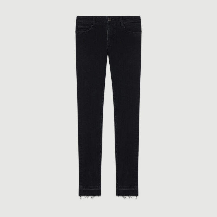 Skinny jeans : Jeans color Anthracite