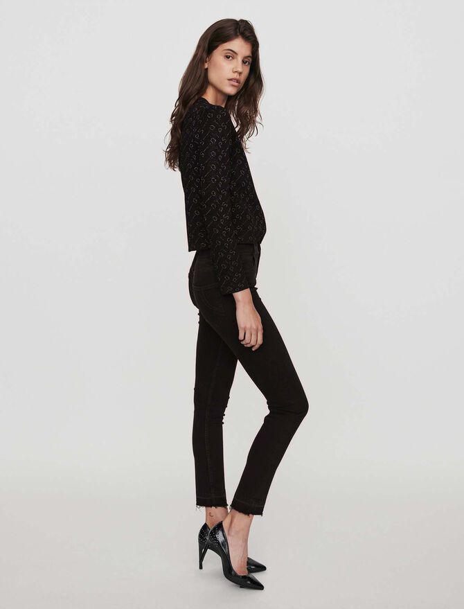 Basic skinny jeans - Trousers & Jeans - MAJE