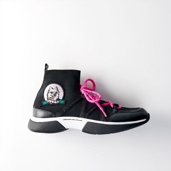 Gmeshyps W21 sneakers in Stretch -  - MAJE