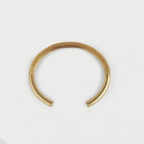 "Friday ""Semainier"" Bangle : Jewelry color GOLD"