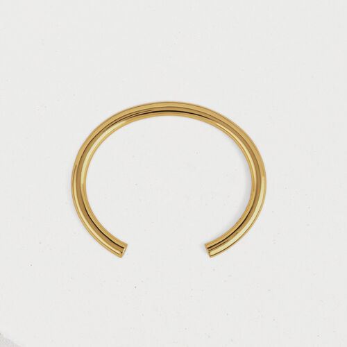 Weekly bracelet 1 : Jewelry color GOLD