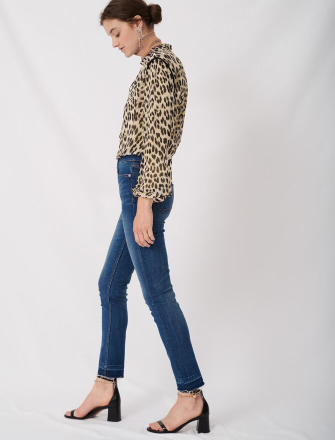 Basic skinny jeans - Trousers & Jeans - MAJE