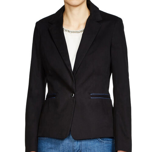 Tailored jacket : Blazers & Jackets color Night
