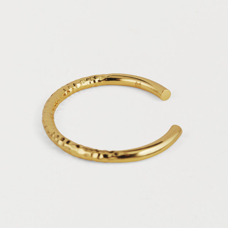 "Wednesday ""Semainier"" Bangle : Jewelry color GOLD"