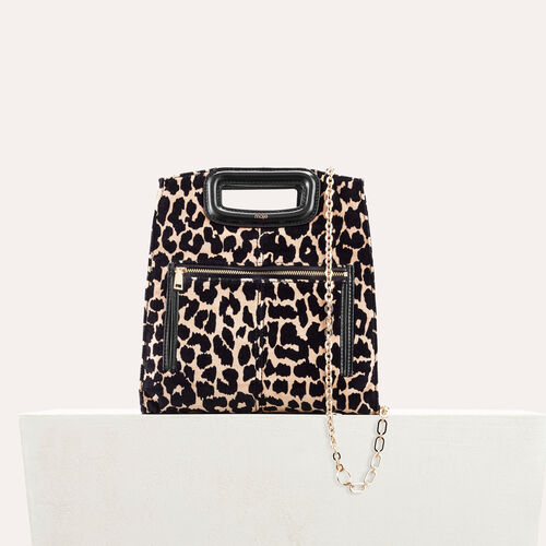 Leopard print bag : -40% color PRINTED