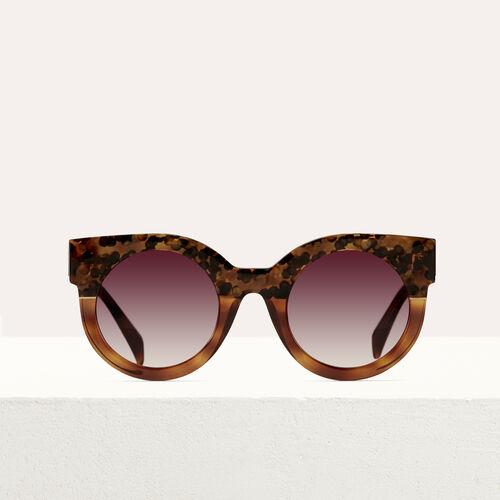 Cat's eye sunglasses - Eyewear - MAJE