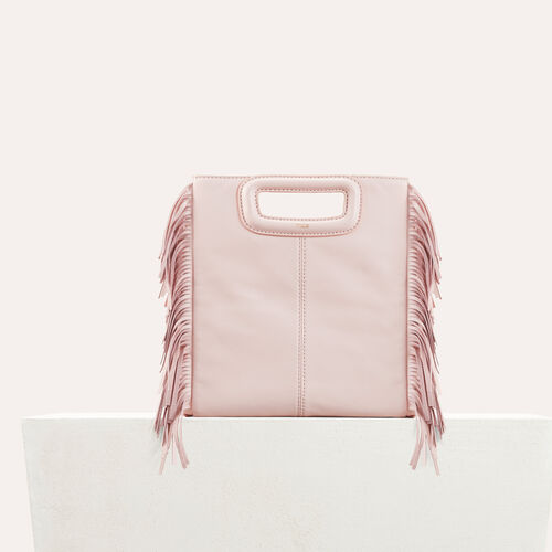 Lambskin M bag : See all color Nude