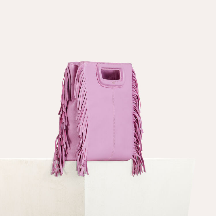 Lambskin M bag : M bags color LILAS
