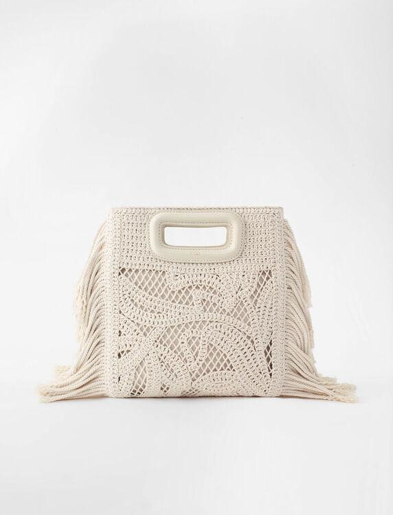 Macramé M bag - All bags - MAJE