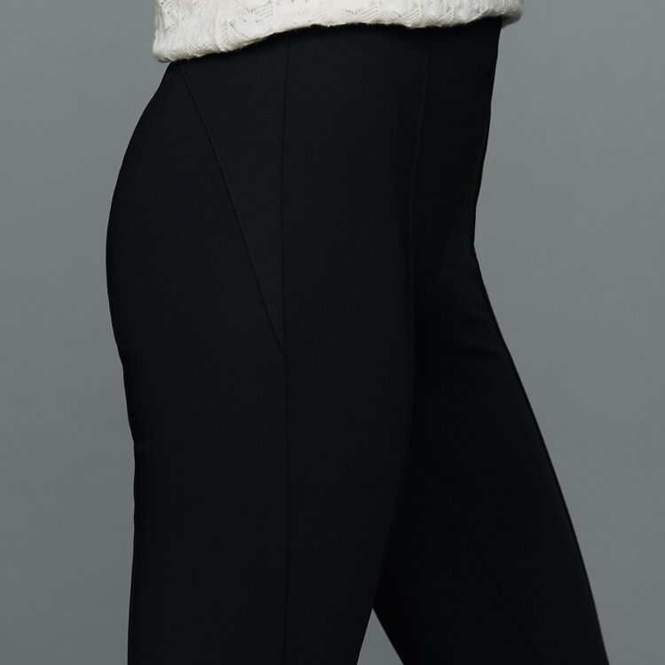 Sport legging : Ready to wear color Black 210
