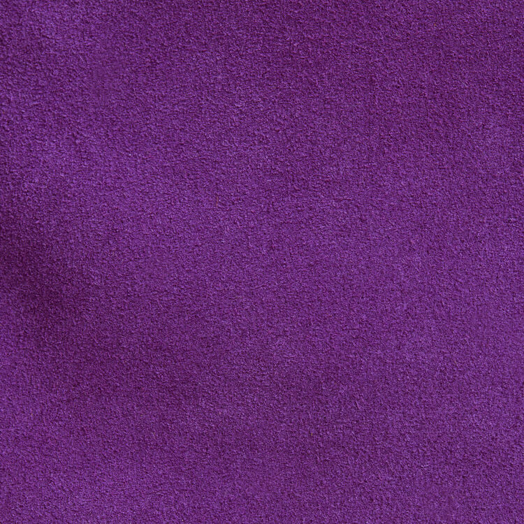 Suede M bag : M bags color Purple