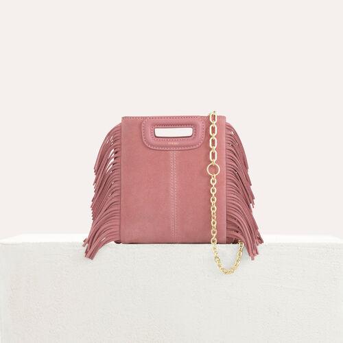 M Mini true M mini-bag with chain   M Mini color Pink cd942bd0a9894