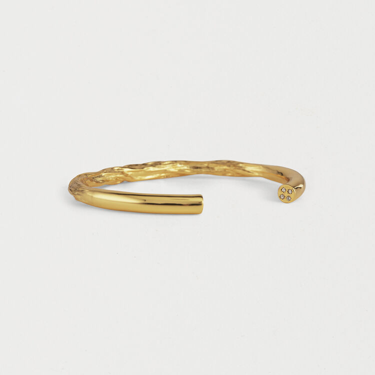 "Sunday ""Semainier"" Bangle : Jewelry color GOLD"