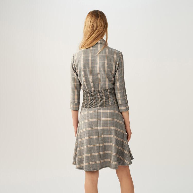 Checkered dress : Dresses color CARREAUX