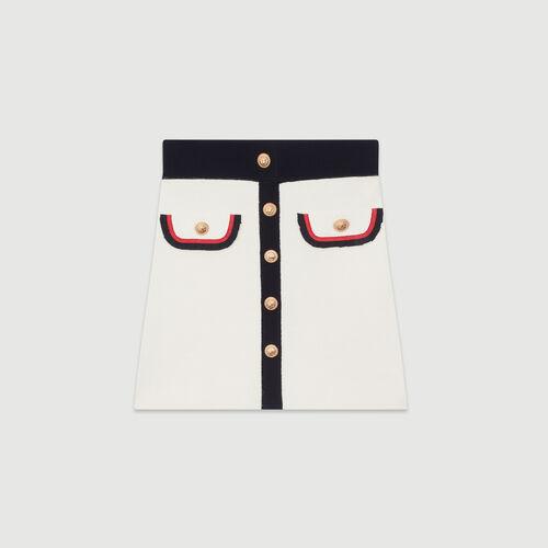 Maje short skirt
