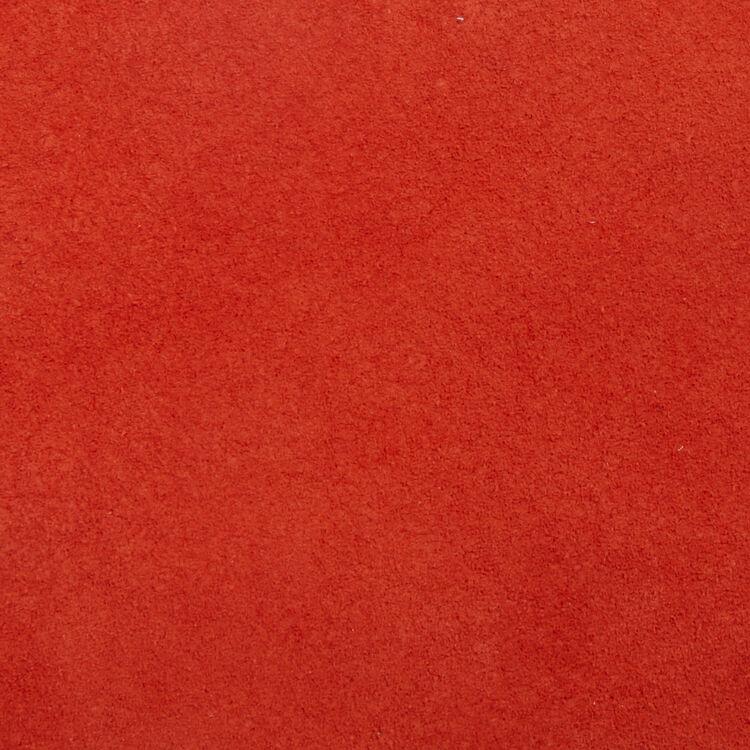Suede M bag : M bags color Orange