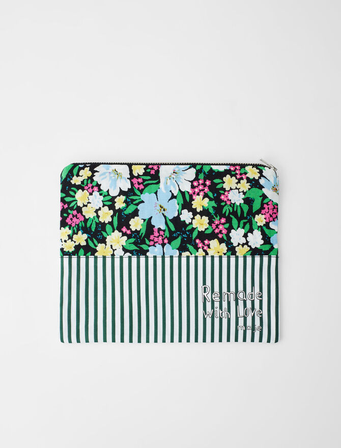 Zipped pencil case -  - MAJE