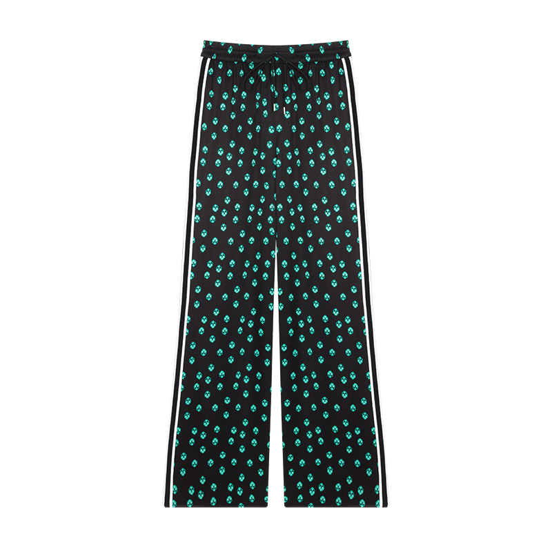 Printed  trousers - Trousers - MAJE